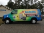 Alber's AC and Heating Van Wraps