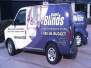 Full Van Wrap for Budget Blinds of New Orleans