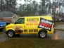 Full Van Wrap for Dickey's BBQ of Covington