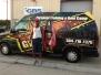 Full Van Wrap for McCormicks Fun Gym of New Orleans