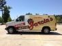 Garcia's Partial Van Wrap