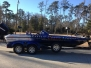 Ranger Bass Boat and Truck Wrap - Salene Creek Lodge