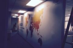 Global Star Wall Wrap