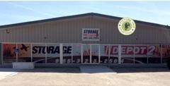 Storage Depot Window Graphics