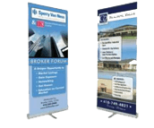new orleans retractable banners