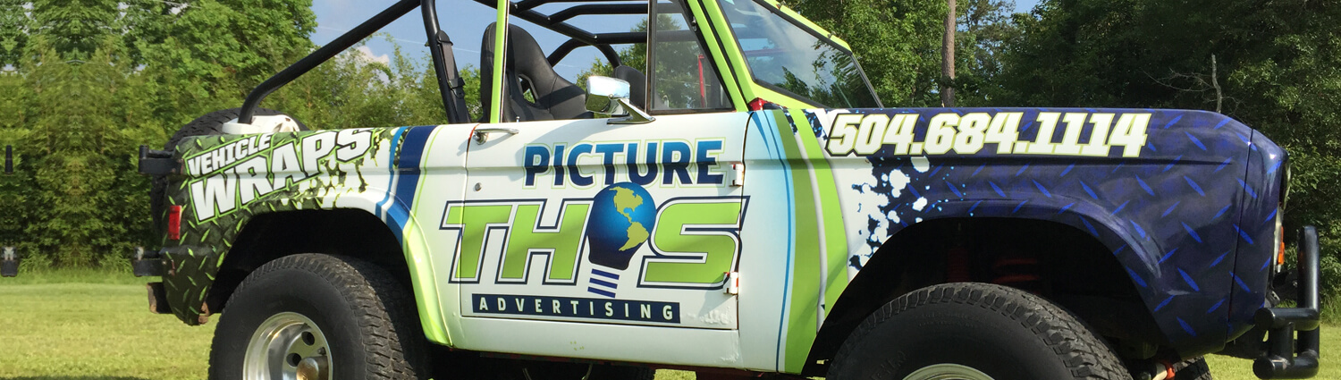 Picture this advertising creative advertising services for Department of motor vehicles mandeville la