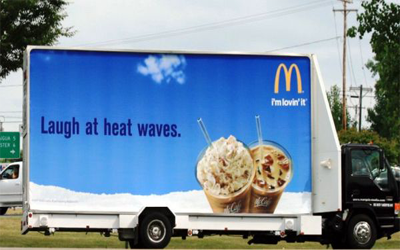 New Orleans Mobile Billboards