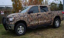 camo truck wraps