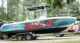 slidell la boat wraps
