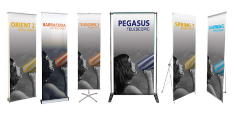 Trade Show Banner Stands