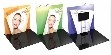 Vibe Tension Fabric Exhibits