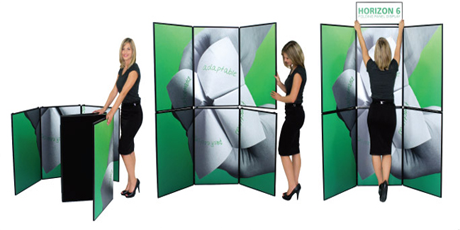 Folding Display Panels