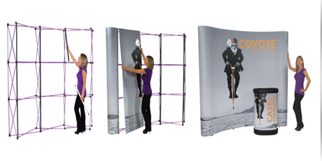 Easy Pop Up Displays